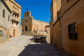 Església de Sant Salvador. Torrebesses.
