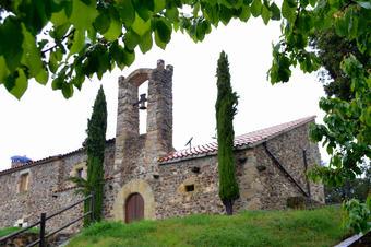 Ermita de Santa Bàrbara. Anglès.