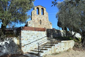 Ermita de Sant Amanç. Anglès.