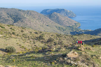 Cap Norfeu i Cala Montjoi