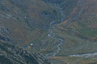 Ruta del Coll de la Gralla al Coll de Tres Pics. PN Capçaleres del Ter i el Freser.