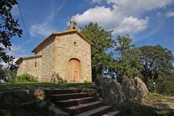 Ruta de Puigsec.Sant Julià de Vilatorta