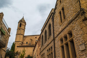 Sant Miquel de Cervià de les Garrigues.