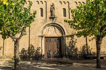 Sant Esteve. Parets del Vallès.