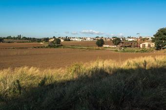 Ruta de l'Entorn Natural de Parets. Parets del Vallès.