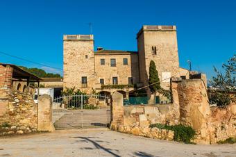 Torre de Malla. Parets del Vallès.