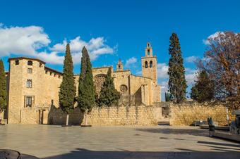 Monestir de Sant Cugat.