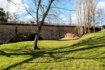 Pont de Can Vernet.