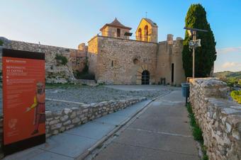 Castell de la Santa Creu.