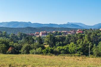 Vilanova de Sau. Parc Natural de les Guilleries.