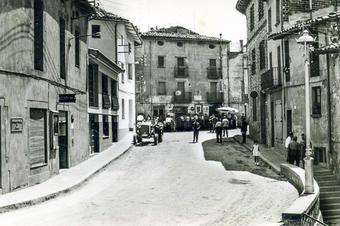 Ruta de les Torneries. Sant Pere de Torelló.