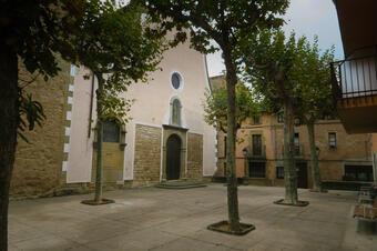 Església parroquial de Sant Julià de Vilatorta