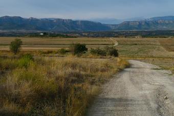 Ruta per la Sentiu de Sió. Espais Naturals de Ponent