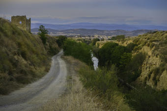 Rutes a les Serres de Bellmunt-Almenara. Camí Ral
