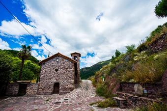 Camí a Obeix i Castell-estaó.La Vall Fosca