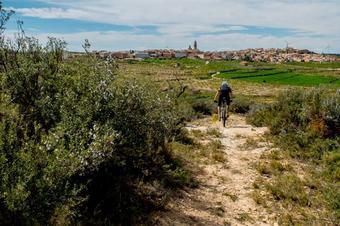 """Ruta """"Valls i turons de la Granadella"""". La Granadella."""