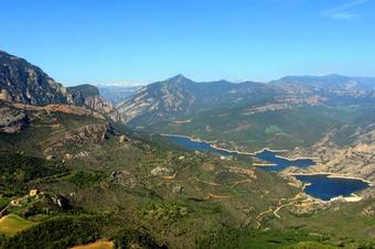 """Ruta """"Roques del Corb i Sant Honorat"""", Peramola"""
