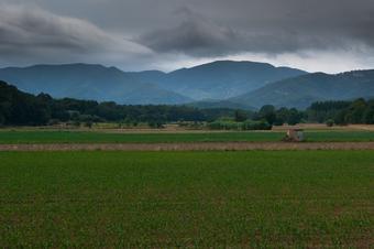 Les valls de Vallmanya i del Gorg Negre