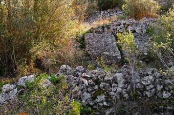 Itinerari de la pedra seca.