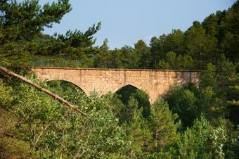 Ruta Pont de l'Afrau.