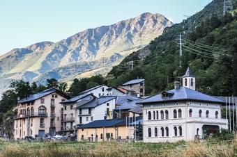 De Torre de Capdella a Mont-ros. Vall Fosca