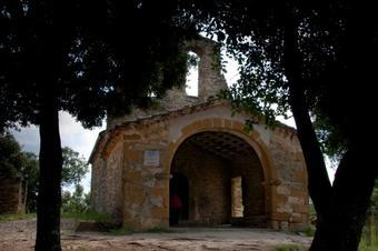 Sant Martí de Llémena - Puig de Lena - Cingle de Sant Roc.