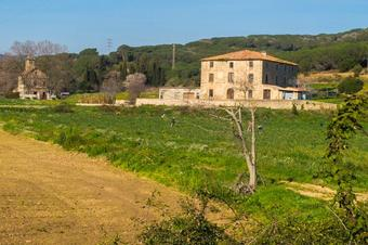 """""""Ruta pels entorns de Can Castells"""". Argentona."""