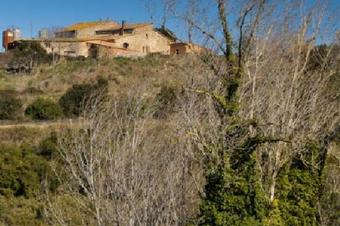 Voltants de l'ermita de Sant Climent.