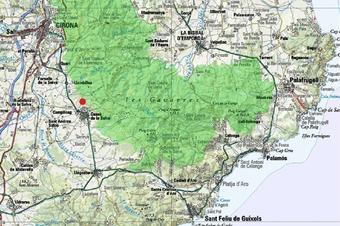 Itineraris pels Plans de Matamala