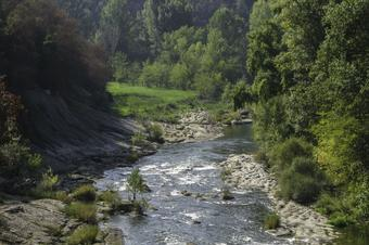 De Sant Quirze a Saderra. Sant Quirze de Besora.