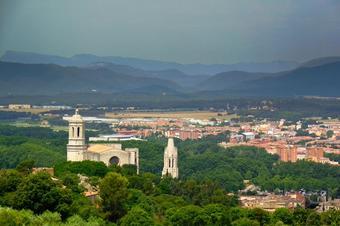 Anella Verda. Girona.