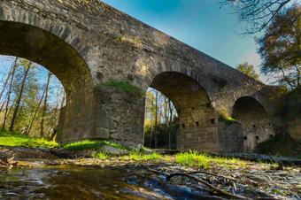 Un tomb pel riu Ges. Sant Vicenç de Torelló