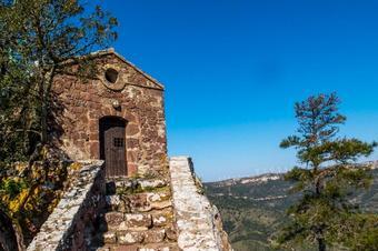 Ruta al castell d'Escornalbou. Vilanova d'Escornalbou.