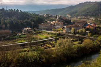 Vistes de Castellbell i el Vilar