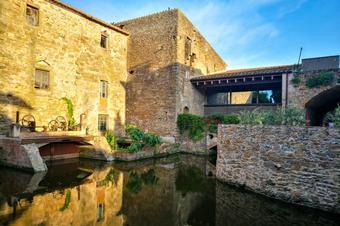 Puig de la Font Pasquala. Gualta.