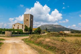 """Ruta """"Ullà i la Muntanya Gran"""". Parc Natural del Montgrí, Illes Medes i el Baix Ter."""