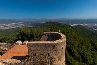 Ruta de Sant Miquel. Girona.