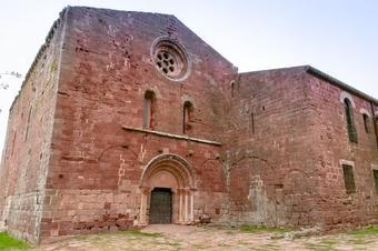 Castell d'Escornalbou. Vilanova d'Escornalbou.