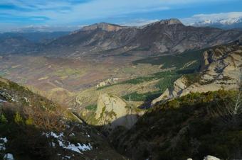 Excursió d'alçada per Espluga de Serra.