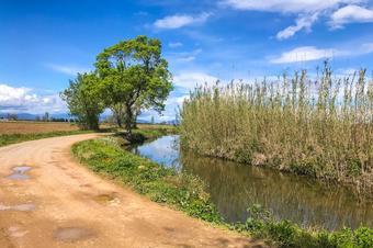 """""""Ruta dels Masos"""". Parc Natural del Montgrí, Illes Medes i el Baix Ter."""