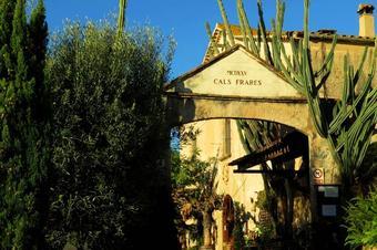 """Cals Frares. A la ruta """"Castell de Burriac des de Torre Ametller"""". Cabrera de Mar"""