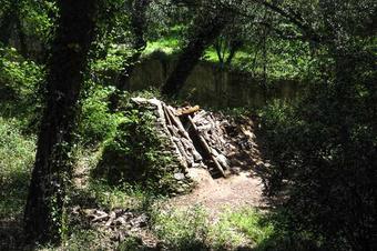El molí d'en Frigola. Cruïlles, Monells i Sant Sadurní de l'Heura