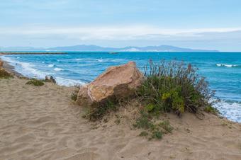 """""""Ruta de les Corts a Empúries"""", L'Escala. Parc Natural del Montgrí, Illes Medes i el Baix Ter."""