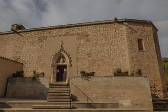 Del castell d'Orpí a Santa Càndia. Riera de Carme