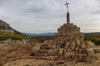 La vall de Santa Caterina i el Montplà. Parc Natural del Montgrí, les Illes Medes i el Baix Ter.
