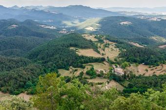 De Sora als castells de Boixader i Rocafiguera. Sora