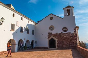 """Ruta """"Mare de Déu de la Roca i l'Areny"""". Vilanova d'Escornalbou."""