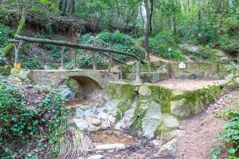 """""""Ruta de les fonts d'Argentona"""". Cabrera de Mar."""