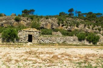 """""""Ruta de les barraques de pedra seca"""". Monistrol de Calders."""