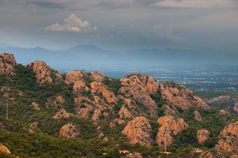 Volta a Pedralta i el Puig de les Cols